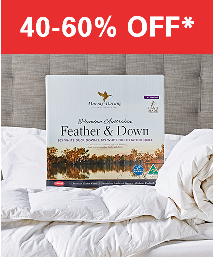 40-60% Off Quilts